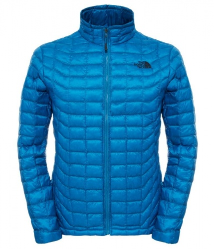 Kurtka Męska The North Face Thermoball Full Zip banff blue  EU XL