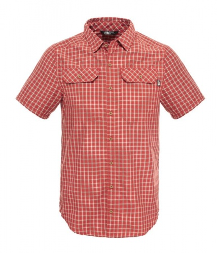 Koszula Męska The North Face Pine Knot Shirt pompeian red plaid L