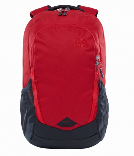 Plecak The North Face Vault rage red/asphalt grey