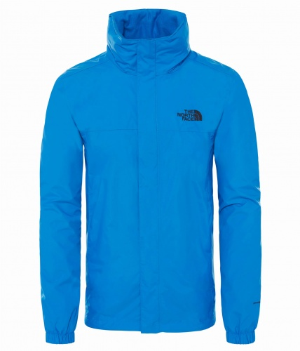 Kurtka Męska The North Face Resolve 2 bomber blue