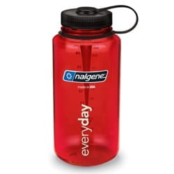 Butelka Nalgene Oasis Everyday wide mouth 1L czerwona