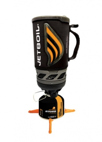 Palnik gazowy Jetboil FLASH Personal Cooking System carbon