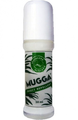 Preparat na owady Mugga Roll-on (repelent) Anti-Mosquito