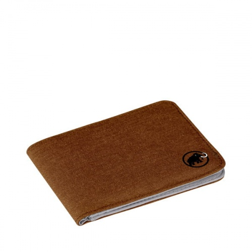 Portfel Mammut Flap Wallet melange timber