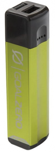 Power bank GoalZero Flip 10 green