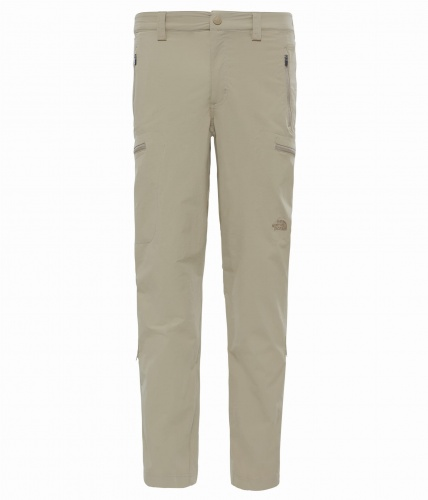 Spodnie Męskie The North Face Exploration Pant dune beige