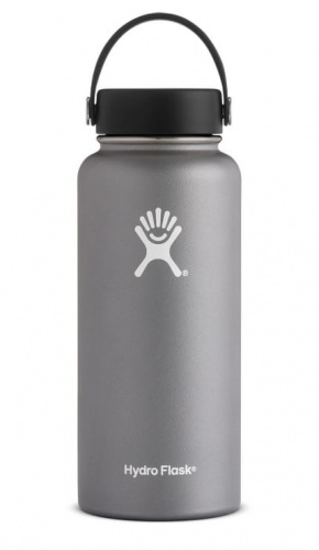 Butelka Hydro Flask Wide Mouth 946ml graphite