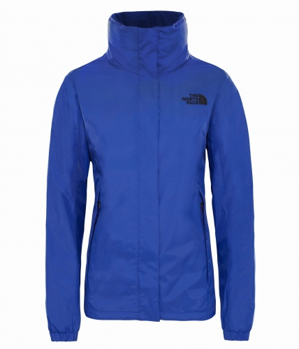 Kurtka Damska The North Face Resolve 2 aztec blue