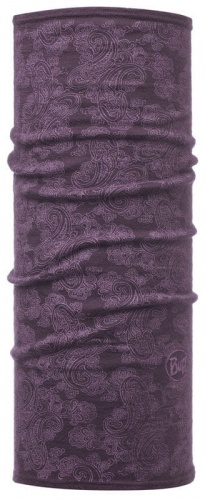 Chusta Buff  MERINO WOOL LIGHT hank plum