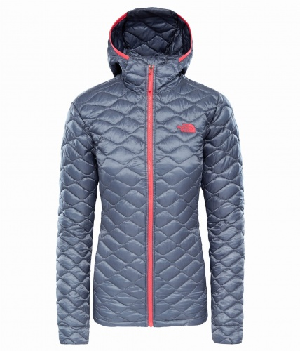 Kurtka Damska The North Face THERMOBALL HD grisaille grey