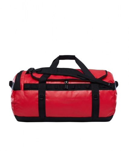 Torba The North Face Base Camp Duffel L tnf red/tnf black