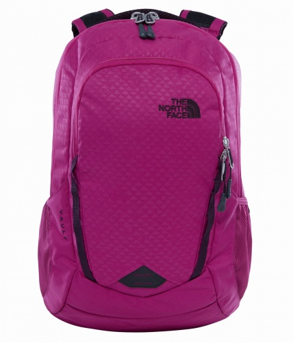 Plecak Damski The North Face Vault wild aster purple emboss/galaxy purple