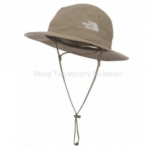 Kapelusz The North Face SUPPERTIME HAT new taupe green LXL