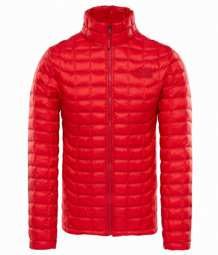 Kurtka Męska The North Face Thermoball Full Zip high risk red EU