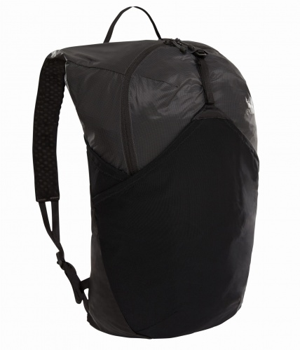 Plecak The North Face Flyweight Pack asphalt grey/tnf black
