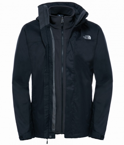 Kurtka Męska The North Face EVOLVE II DryVent Trcm tnf black