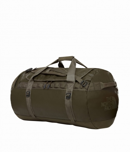 Torba BASE CAMP DUFFEL L new taupe green