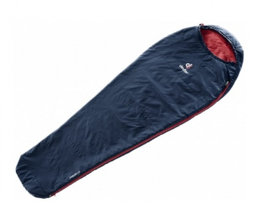 Śpiwór Deuter Dream Lite 500 Regular navy/cranberry