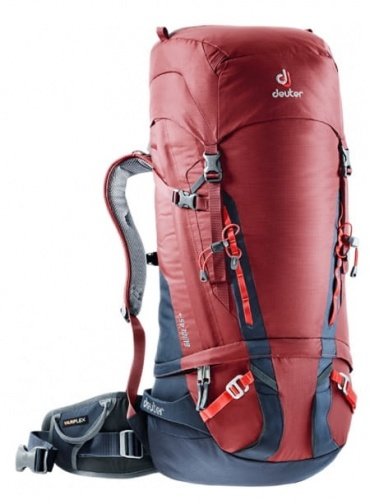Plecak Deuter Guide 45+ cranberry-navy
