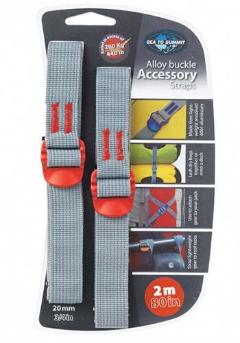 Troki Sea To Summit ACCESORRY STRAP 20mm red