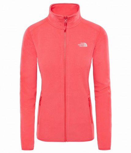 Polar Damski The North Face Glacier FZ atomic pink