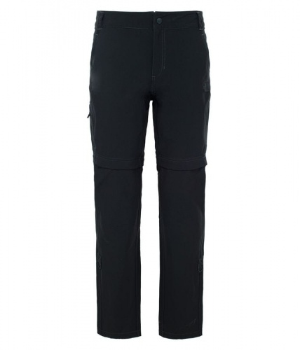 Spodnie Damskie The North Face Exploration Convertible Pant tnf black