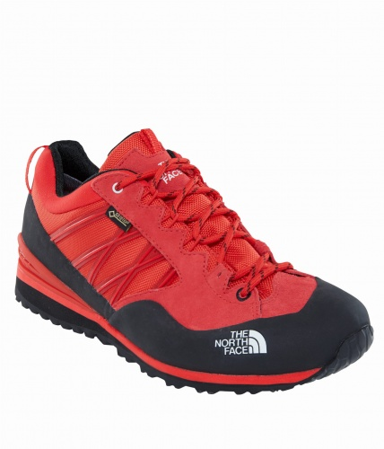 Buty Męskie The North Face Verto Plasma II GTX red/black