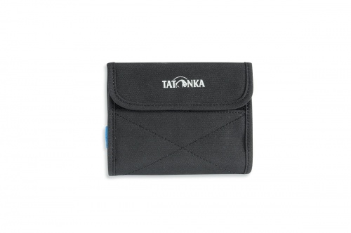 Portfel Tatonka Euro Wallet black