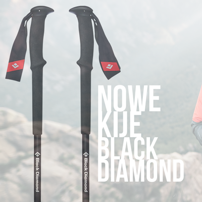 Nowe kije Black Diamond